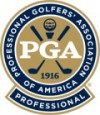 Logo for PGA Professional