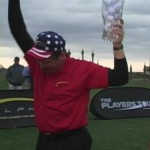 Eric Jones, Players Tour Long Drive Champion