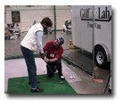 ERic Jones golf lesson NorCal golf show