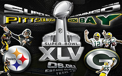 SUPER BOWL XLV - Pittsburgh Vs. Green Bay