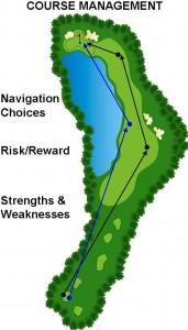 Strategic Golf Shot Choices