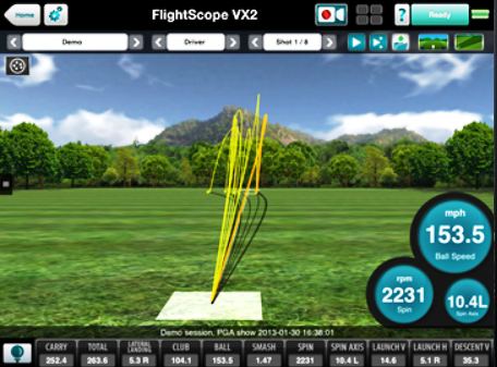 flightscope-shot-grouping-1